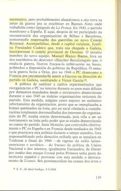 A guerrilla antifranquista en Galicia