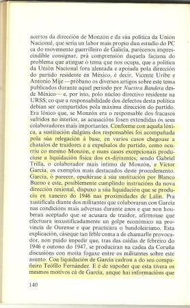 A guerrilla antifranqista en Galicia