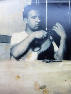 Mi padre y su guitarra