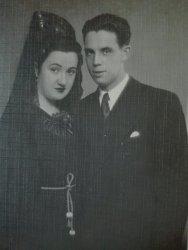 Felisa Couto y Francisco González Barreira