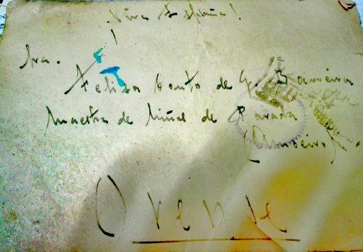 Carta de Francisco