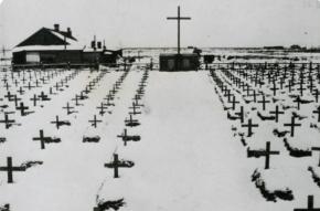 Grigorowo, cementerio