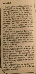 La Troya y Luis Couto