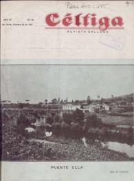 1927, Febrero. Revista gallega. Argentina