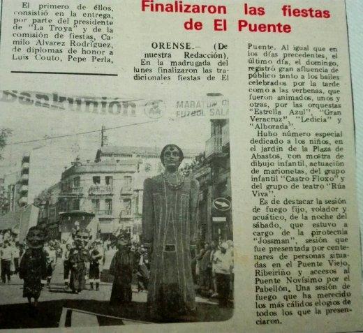 Festas Ponte Canedo