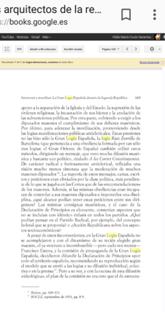 Gran Logia Española. Logia Luis Zorrilla de Barcelona