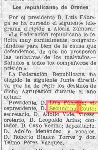 Republicanos de Ourense